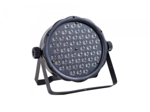 54pcs-1w-rgbw-led-par-light-plastic-housing