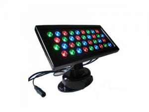 36pcs-1w-rgb-led-washer-ip65-outdoor-waterproof